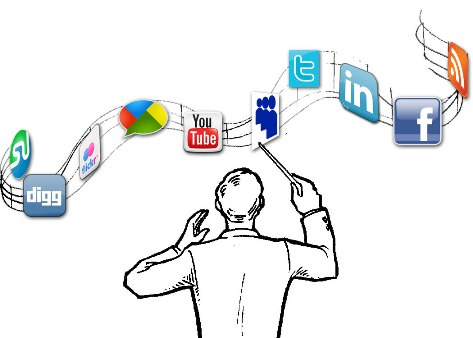 managing multiple social networks