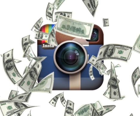 generate income with instagram