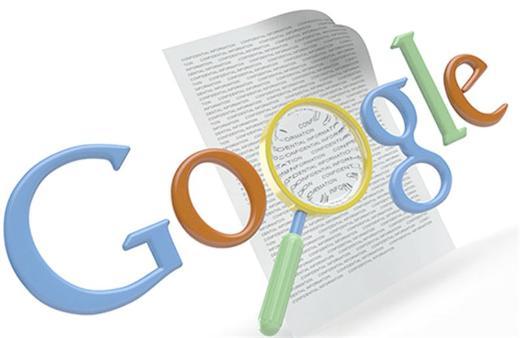 google indexes