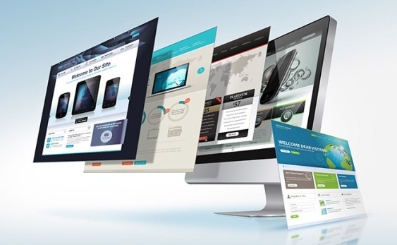 use of landing pages