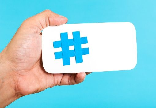 create a powerful Hashtag