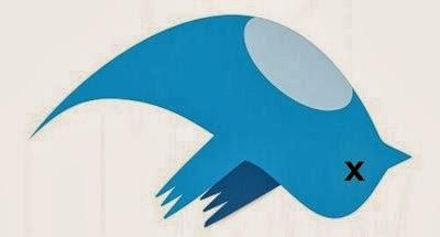 mistake on twitter