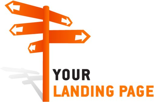 errors of landing pages