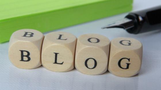 create professional blog