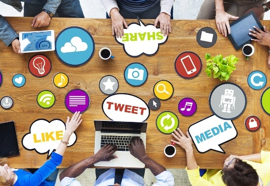 How To Make The Most Of Social Media During An Exhibition Or Trade Show
